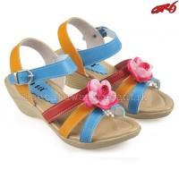 Model Sepatu Sandal Kickers Replika Anak Perempuan CBR6 BCCS422 (31-35)