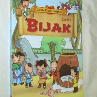 New Buku CERITA KLASIK TIONGKOK : CERITA BIJAK (BIP Gramedia)