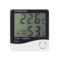 Hygrometer Thermometer Digital HTC-1 Drybox Cabinet Wall Hang Kamera