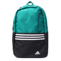 harga adidas backpack tas ransel versatile BP 3S black green original 100% Tokopedia.com