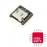 Mini MP3 Player Module Compatible with Arduino