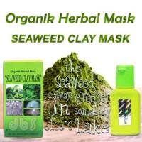 Seaweed Clay Mask / Seawed Clay Mask Organik Herbal