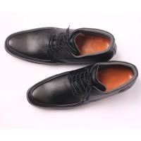 Boston Black By Barrack FW / Sepatu Kulit Asli untuk Formal / Kantor