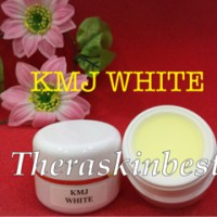 KMJ White-- Cream Malam Acne White --- HTC Cream