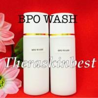 BPO Wash Theraskin 100 ml --Jerawat Batu -- Acne Conglobata