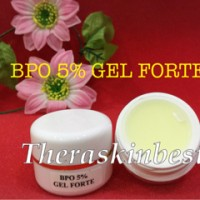 BPO5% Gel Forte-Cream anti Jerawat BCF-utk Jerawat Parah dan Besar