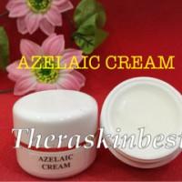 Azelaic Cream - cream penghilang noda hitam bekas jerawat