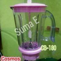 Gelas Blender Cosmos CB-180