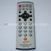 Remote Universal TV Panasonic + Fungsi Senter RM 053