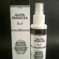 Bio Spray Gluta Panacea B & V / B&V For Face