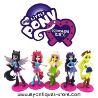 Action Figure Mainan My Little Pony Girls