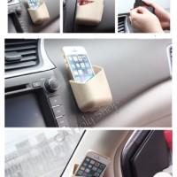 Pillar pocket/ car storage box/ card pocket