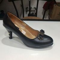 harga Sepatu Wanita High Heel Fashion Kulit Sensitive Tokopedia.com