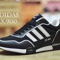 Adidas Zx900 Black, Sepatu Zx Murah, Sepatu Adidas Import