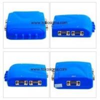 DIPO 4 PORT MANUAL SWITCHER VGA Plastic Case