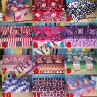 Kain Pengganti | Cover Sofa Bed 3 IN 1 UK 200x180x20 cm