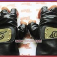 Sarung Tangan Gloves Kakashi Konoha Anime Naruto