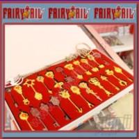 Fairy Tail 22 set Lucy Celestial Keys