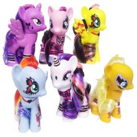 harga MAINAN FIGURINE MY LITTLE PONY ISI 6PC (TATOO) MURAH Tokopedia.com