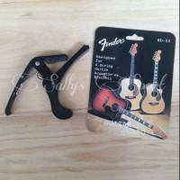 harga Capo Gitar / Penjepit Gitar Tokopedia.com