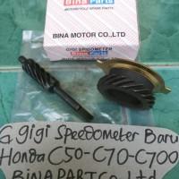 Gear/Gigi Speedometer Honda C50-C70