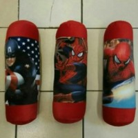 Jual Guling Captain America, Spiderman, dll Karakter Lucu Murah Murah
