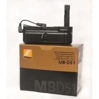 Baterai Grip Nikon MB-D51 for D5100
