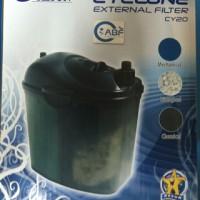 RESUN Cyclone External Filter CY20 untuk Akuarium