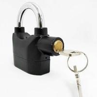 Alarm padlock / Gembok Alarm