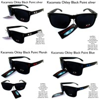 kacamata sunglasses pria okley point full set