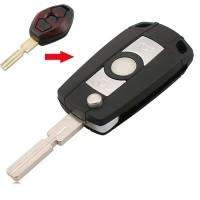 rumah casing kunci BMW 3 5 7 SERIES Z3 Z4 E38 E39 E46 HU58