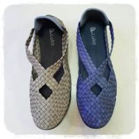 harga Sepatu Anyaman Lulia Flat VS 71 Original Tokopedia.com