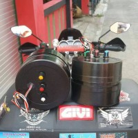 Sound Moge / Sound Booster All Motor + Tone Control