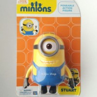 Thinkway Toys - Minions Stuart 4.75 inch