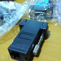 VGA Extender Male to RJ45 LAN CAT5 CAT6 Female Network Cable