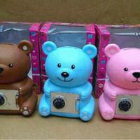 harga Celengan brankas bear brangkas mini souvenir ultah kado anak mainan Tokopedia.com