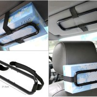 Tissue Paper Box Car Holder Cars Interior Mobil Tempat Tisu