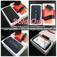 Motorola NEXUS 6 Secondhand FULLSET