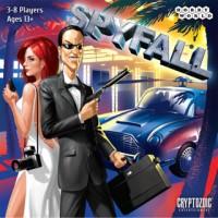 Spyfall Board Game ( Original ) / BoardGame  / Games