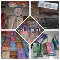 harga Grosir Tirai Magnet Taiwan Fuul Jahit Tokopedia.com