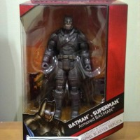 Armored Batman Vs Superman BVS Multiverse DC Comics Mattel ORI