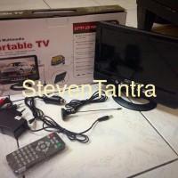 LCD TV Portable 9.5inch Daewoo NS-911 ( USB / SD / MMC / FM / MP4 )