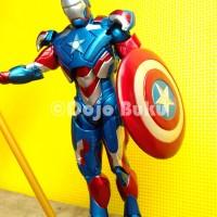 Action figure Iron Patriot ( War Machine ) Iron Man