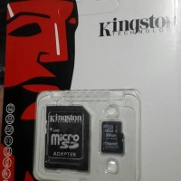 harga SD card kingston 16 Tokopedia.com