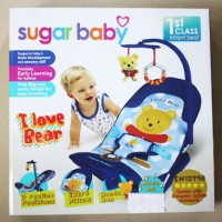 Sugar Baby 1 St Class Infant Seat I Love Bear - Sugar Baby EN12790