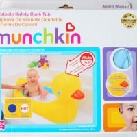 Bak Mandi Bayi / Inflatable Safety Duck Tub - MUNCHKIN