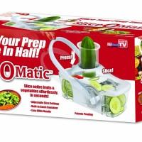 SLICE o MATIC cara yang cepat dan aman untuk memotong buah sayuran