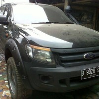 OVER FENDER FORD RANGER 2014