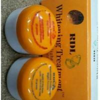 RDL whitening treatment day & night cream - 8 days treatment ORIGINAL