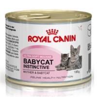 Royal Canin Babycat Instinctive can 195gr